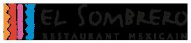 Les restaurants El Sombrero Logo